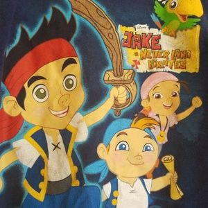 Jake and the Neverland Pirates T-shirt